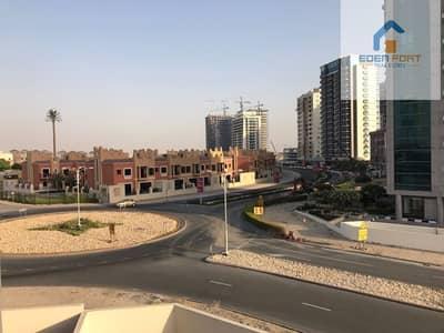 شقة 1 غرفة نوم للايجار في مدينة دبي الرياضية، دبي - Amazing Layout Studio in Cricket Tower 35k