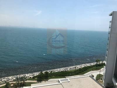 فلیٹ 2 غرفة نوم للايجار في جزيرة بلوواترز، دبي - Stunning Full Sea View Fully Furnished Contemporary 2 BR in Bluewaters