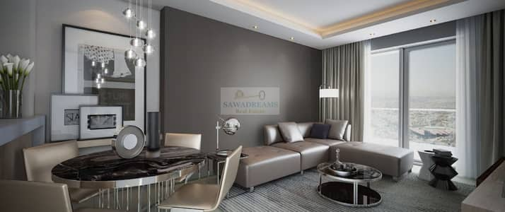 1 Bedroom Apartment for Sale in Business Bay, Dubai - Brand new. Ready to move in. Fully furnished.