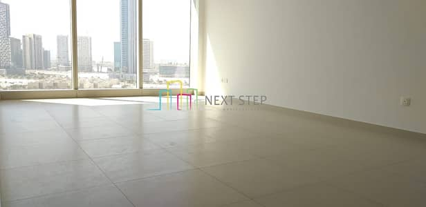 1 Bedroom Flat for Rent in Al Reem Island, Abu Dhabi - 6 Payments: 1 BR Hall with 2 Bathroom & Laundry(All Amenities)