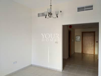 شقة 1 غرفة نوم للايجار في واحة دبي للسيليكون، دبي - 1 BR Apt For Rent in Axis Residence 6