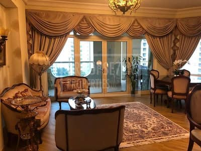 3 Beds plus maids Shoreline for Rent in Palm Jumeirah