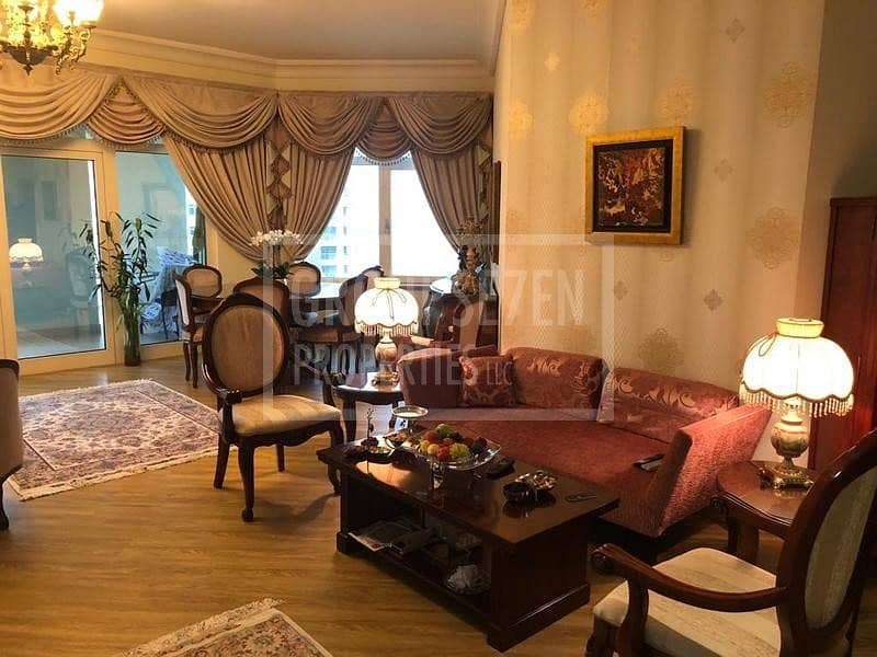 2 3 Beds plus maids Shoreline for Rent in Palm Jumeirah