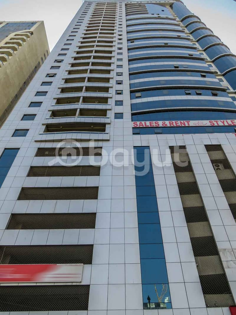 Superb Offer! 1-Bedroom Flat For Sale in Al Nada Tower
