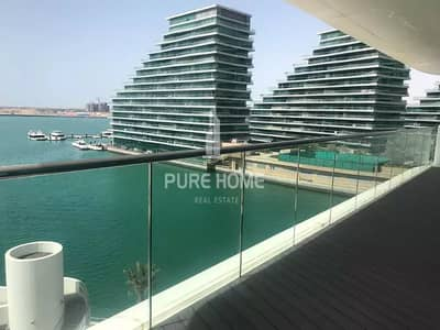 3 Bedroom Flat for Rent in Al Raha Beach, Abu Dhabi - Hurry UP Rent Now 3 Bedrooms Unobstructed Sea View