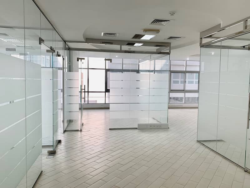 DIRECT FROM LANDLORD, No Commission! Limited Offer for Fitted Partitioned Office In Barsha Valley