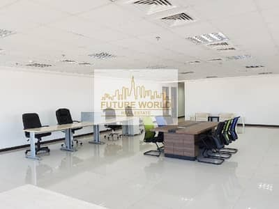 Office for Sale in Jumeirah Village Circle (JVC), Dubai - Affordable | Fitted Office | Bright & Huge Layout