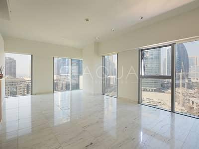 2 Bedroom Apartment for Rent in DIFC, Dubai - 2 BR Simplex | High Floor | Large Balcony