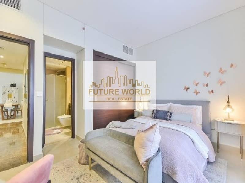 2 Mid Floor | 1 Bed room | Balcony | City View