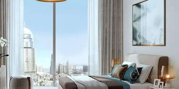 شقة 2 غرفة نوم للبيع في وسط مدينة دبي، دبي - SENSATIONAL BURJ KHALIFA VIEW APARTMENT