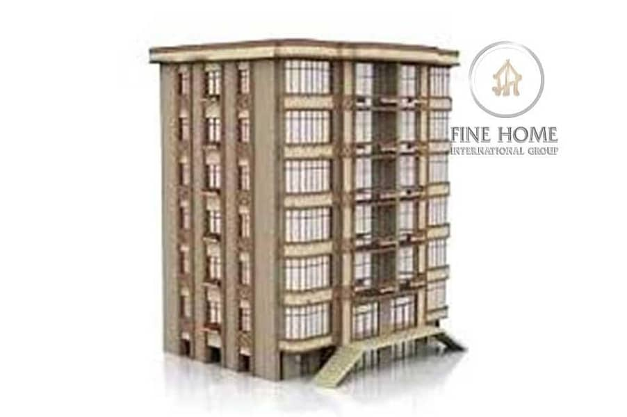 5 Floor Building in Mohammed Bin Zayed City