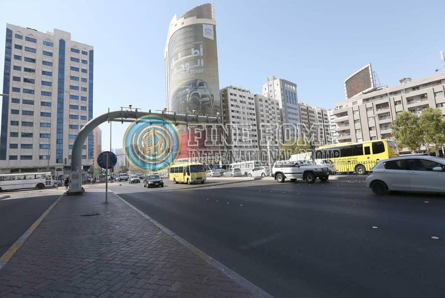 2 Corner Villa in Al Muroor Area . Abu Dhbai