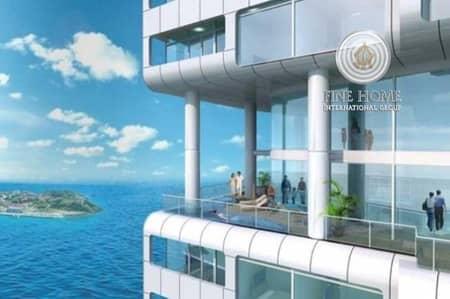 شقة 1 غرفة نوم للبيع في جزيرة الريم، أبوظبي - Apartment in Sky Garden Tower