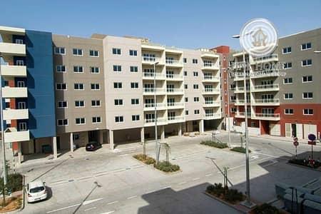 فلیٹ 1 غرفة نوم للبيع في الريف، أبوظبي - Astounding Apartment in Al Reef Downtown