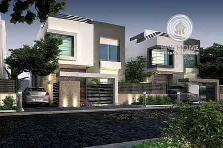 6 Bedroom Villa for Sale in Al Muroor, Abu Dhabi - 2 Villas compound in Al Muroor . Abu Dhabi
