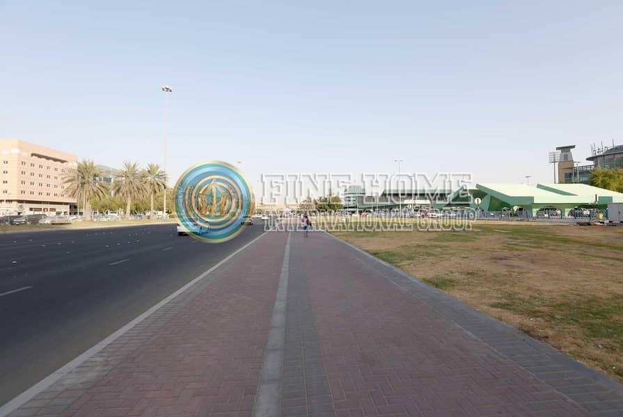 10 2 Villas compound in Al Muroor . Abu Dhabi