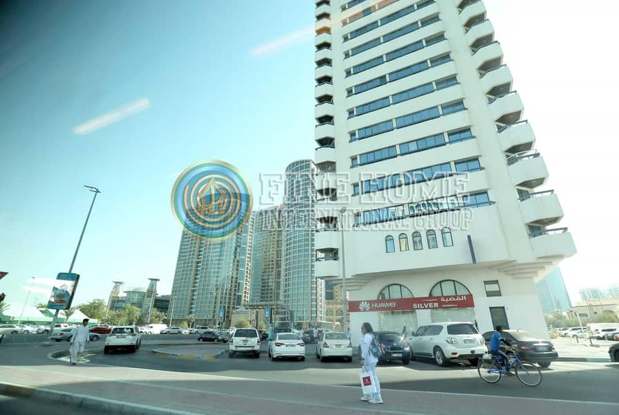 2 Corner Residential Land In Al Muroor Area