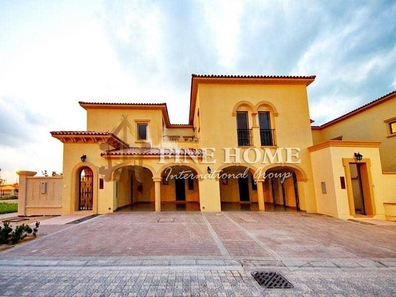 3BR Villa In saadiyat beach