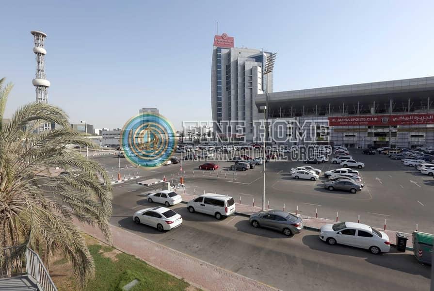 10 2 commercial Villas compound in Al Muroor area