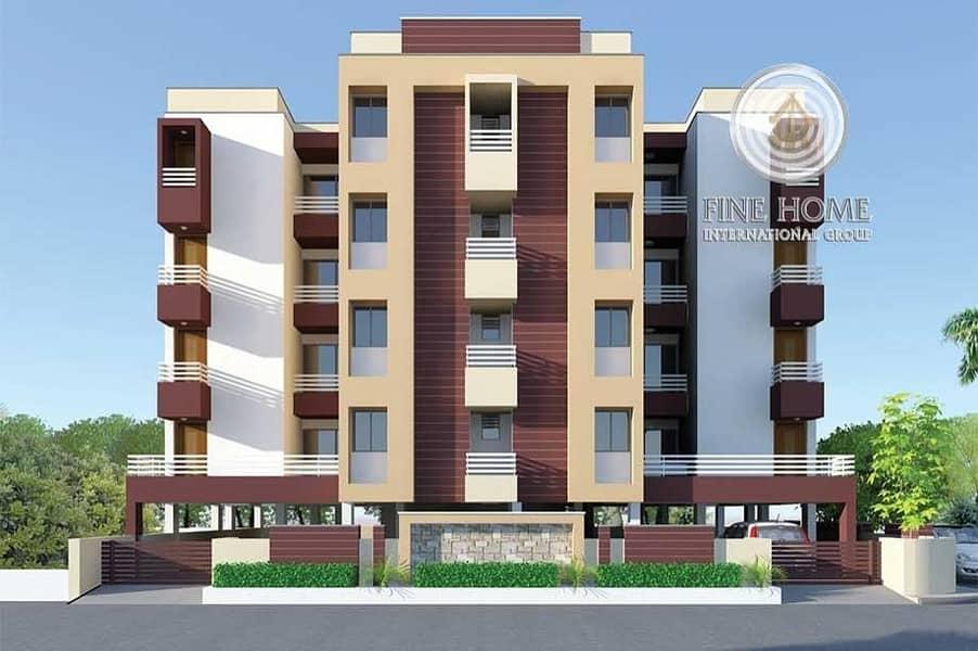 Commercial Building in Al khalidiya Area