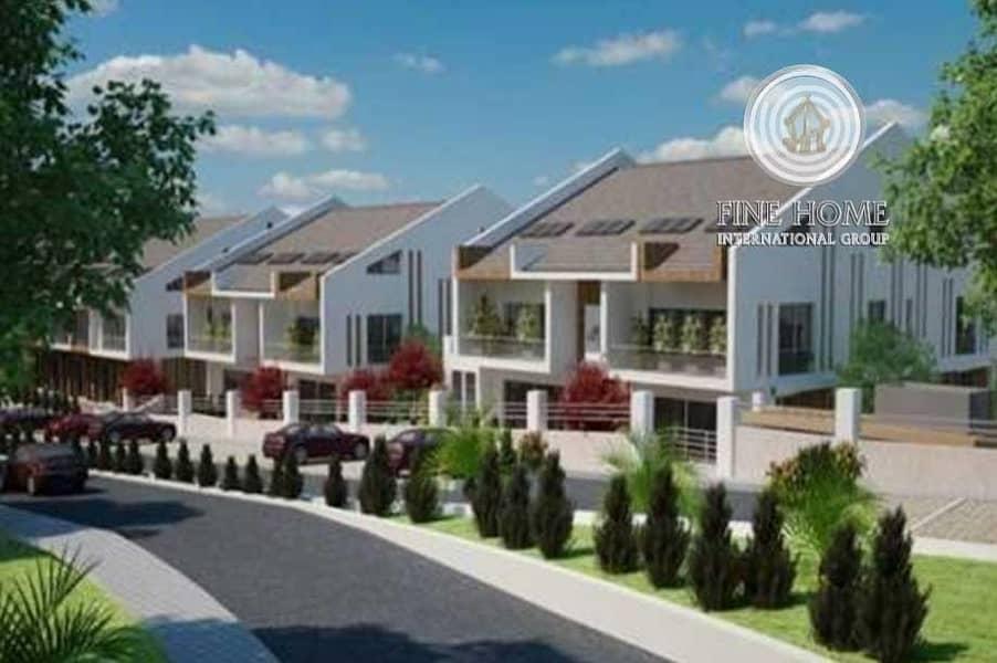 2 Villas compound in al Muroor Abu Dhabi