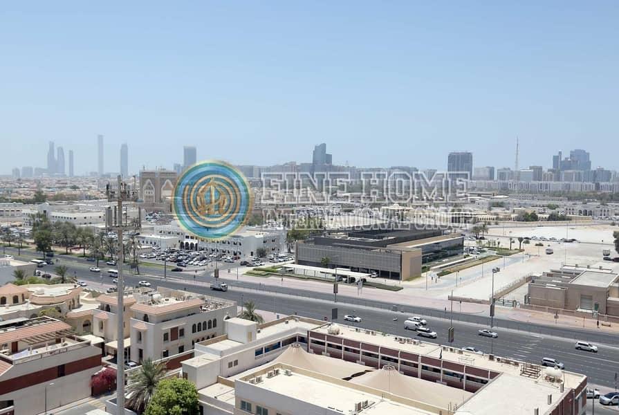 2 2 Villas compound in al Muroor Abu Dhabi