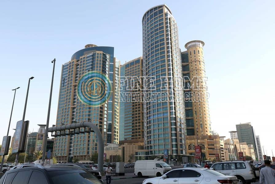 12 2 Villas compound in al Muroor Abu Dhabi