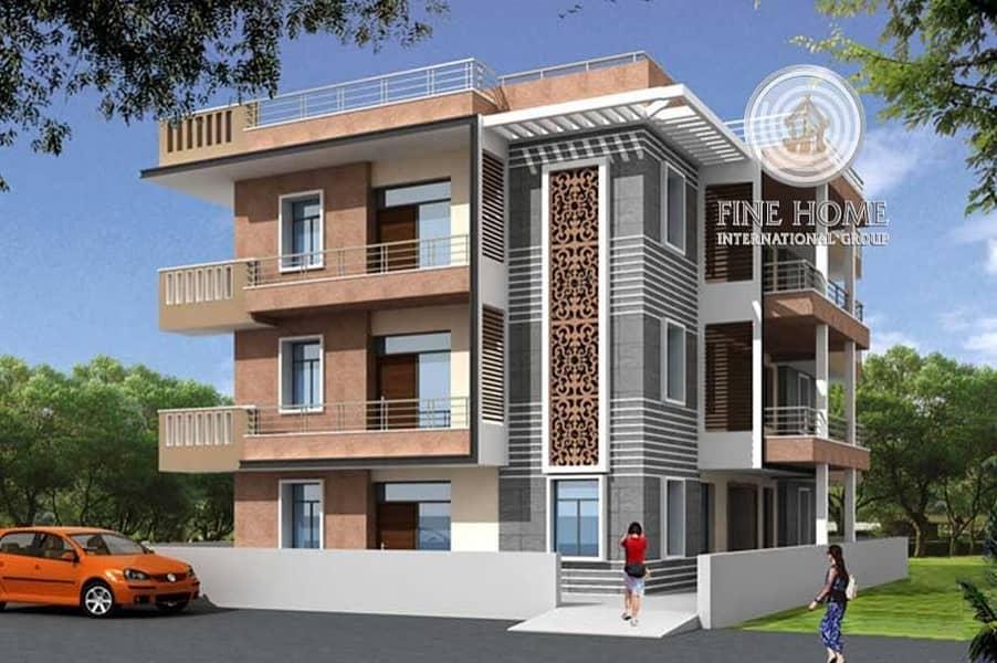 6 Apartment Villa in Al Muroor