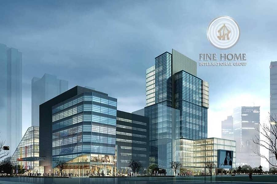 10.5% ROI Building in AlKhalidiyah Area