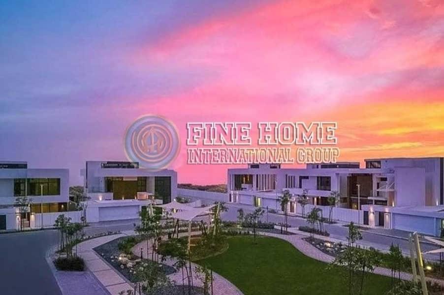 Amazing 4BR. villa in west yas