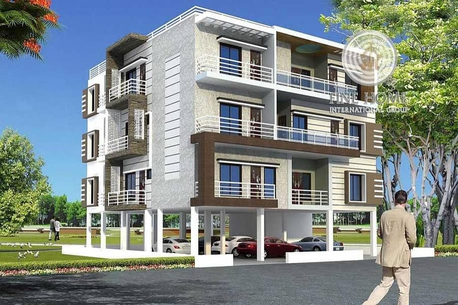 Good Location Building in Mohamed Bin Zayed city
