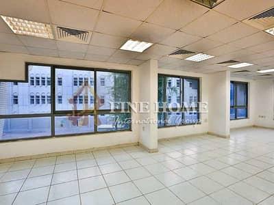 Office for Rent in Al Muroor, Abu Dhabi - Wide Office In Al Muroor Road