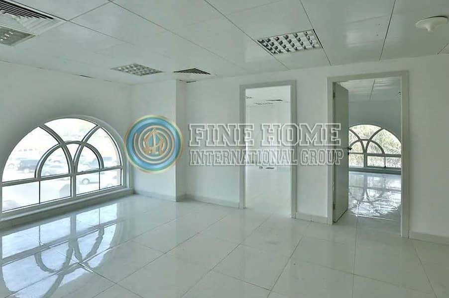 Office size 150 Sq.Mt In Al Muroor Area