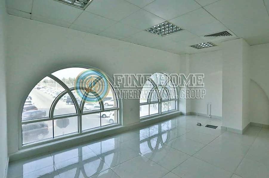 2 Office size 150 Sq.Mt In Al Muroor Area