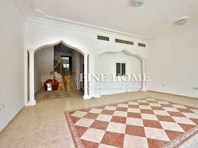 فیلا 5 غرف نوم للايجار في المرور، أبوظبي - Special & Nice 5BR Villa