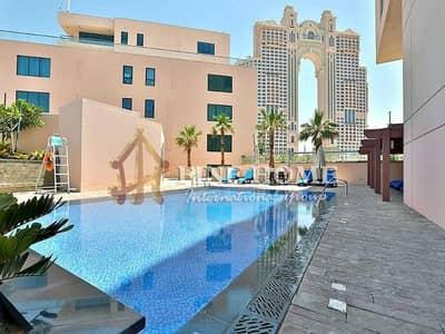 فلیٹ 1 غرفة نوم للايجار في مارينا، أبوظبي - Breathtaking Modern 1BR AP