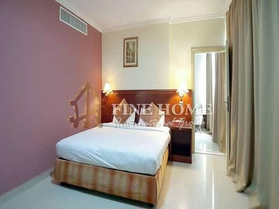 1 Bedroom Apartment for Rent in Al Muroor, Abu Dhabi - Full Furnished comfortable 1BR AP