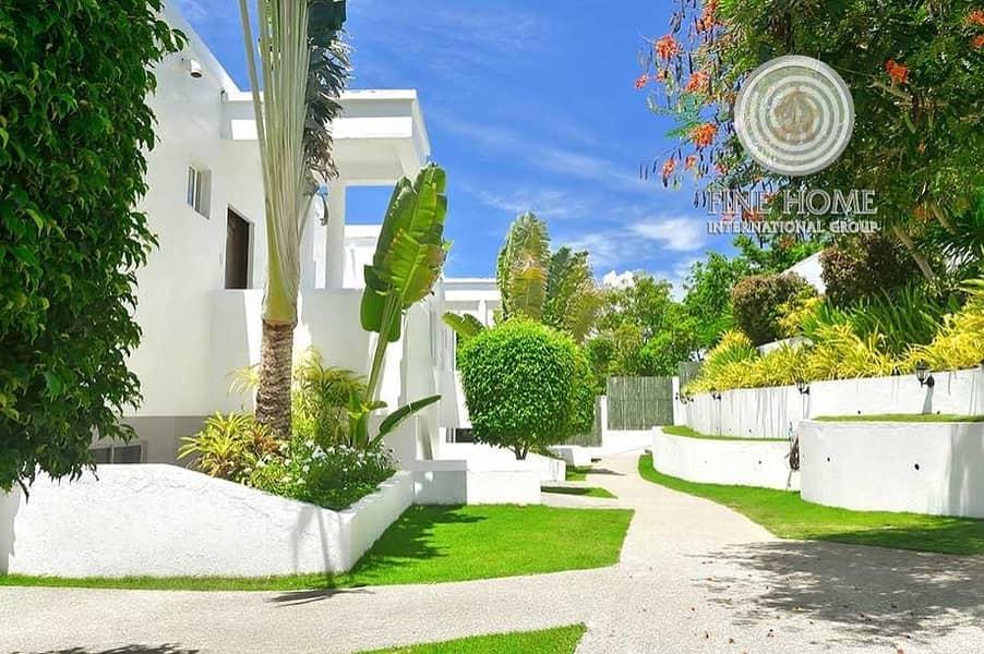 Fabulous 2 Villas Compound in Al  Muroor