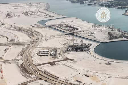 Plot for Sale in Al Reem Island, Abu Dhabi - Nice Mixed Used Land in Shams Abu Dhabi