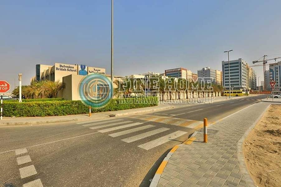 2 Corner& 2St Building in Mohamed Bin Zayed