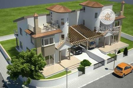 10 Bedroom Villa for Sale in Mohammed Bin Zayed City, Abu Dhabi - corner 2 Villas Compound in Mohamed Bin Zayed City