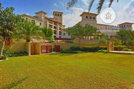 فیلا 5 غرفة نوم للبيع في جزيرة السعديات، أبوظبي - 5 BR Villa in St. Regis Al Saadiyat Island