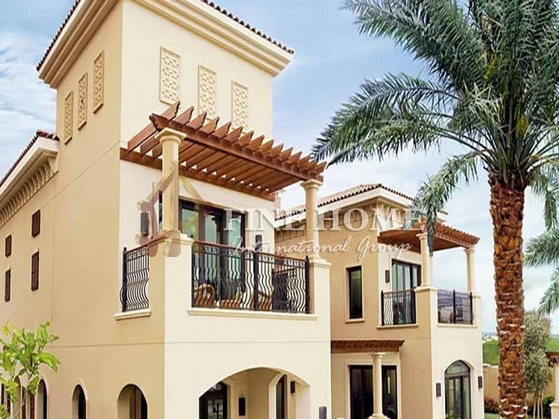 2 5 BR Villa in St. Regis Al Saadiyat Island