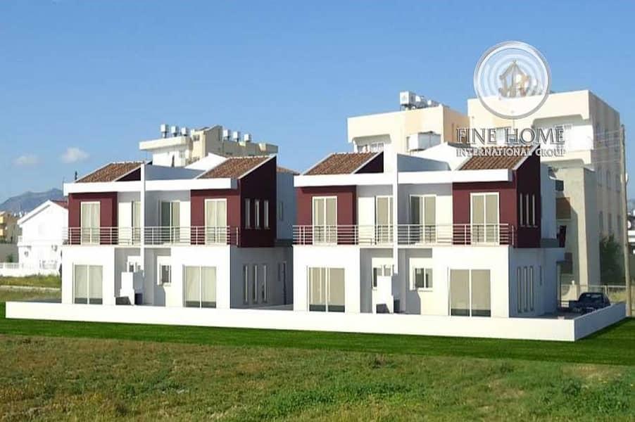 Nice 2 Villas Compound in Al Muroor Road
