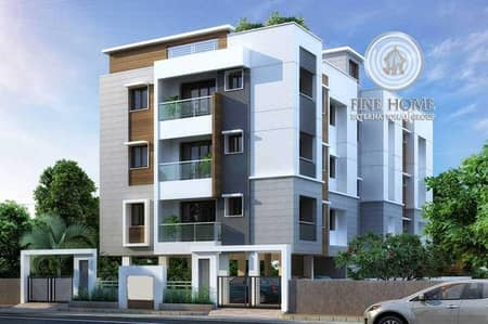 Building for Sale in Mohammed Bin Zayed City, Abu Dhabi - G+3F building in Mohammed Bin Zayed City