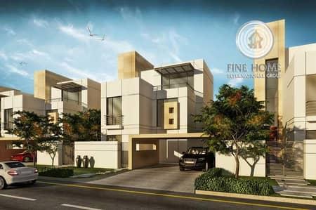 فیلا 4 غرف نوم للبيع في مدينة محمد بن زايد، أبوظبي - 3 Villas Compound in Mohammed Bin Zayed City