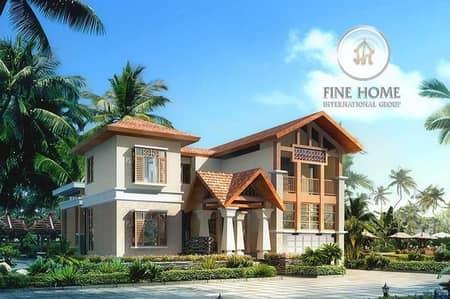 فیلا 7 غرفة نوم للبيع في مدينة محمد بن زايد، أبوظبي - Modern 7 BR. Villa in Mohamed Bin Zayed City