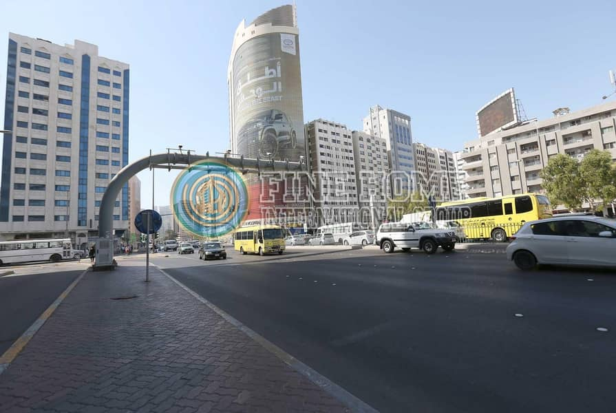 2 Corner Building 61 Unit in Al Muroor Area