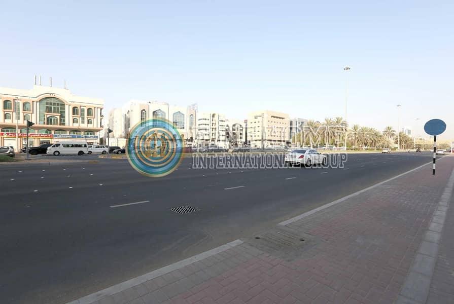 10 Corner Building 61 Unit in Al Muroor Area
