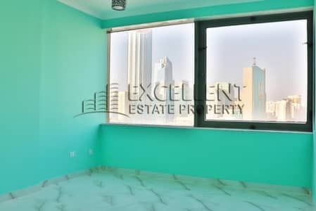 شقة 3 غرفة نوم للايجار في الخالدية، أبوظبي - Perfect Shape Apartment for a new Start